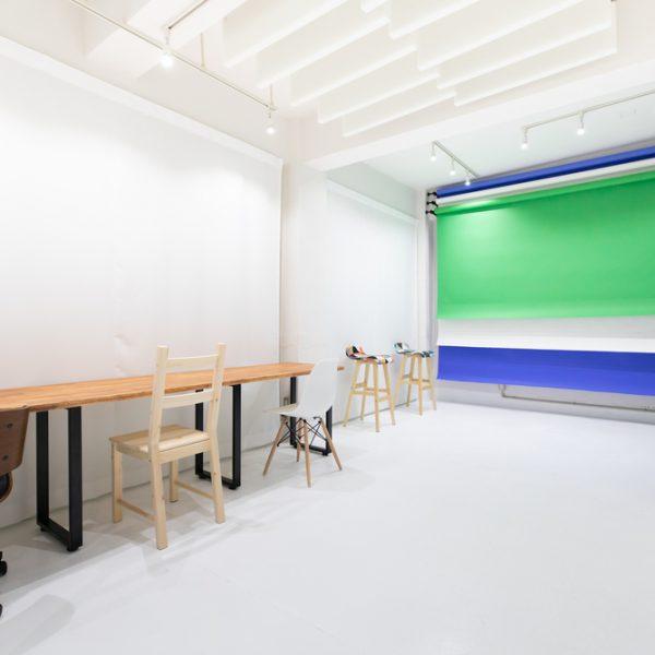 白ホリ撮影スタジオ《映像DIY工房》